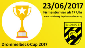 Drommelbeck-Cup 2017 @ Sportplatz Luttum