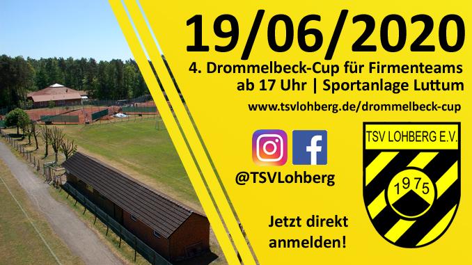 Drommelbeck-Cup 2020 @ Sportanlage Luttum